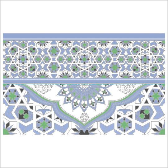 Bullaregia-bleu-bordure-25x40-revetement-mural-essid-ceramique-img-01