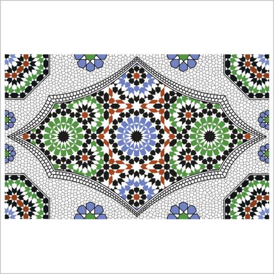 Marrakech-vert-tapis-25x40-revetement-mural-essid-ceramique-img-01